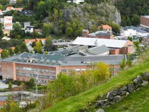 KLARE: Långiverne med pant i sine verdier er klare til å ta over Norske Skogs fabrikker. Blant dem Saugbrugs.