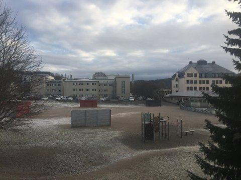 Det eneste framtidsrettede er å rive Os skole, mener Ottar Kvitnes. Foto: PRIVAT