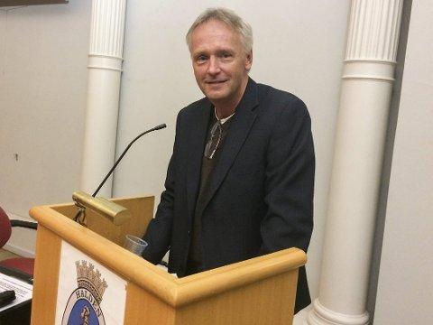 Fridtjof Dahlen er motivert for fire nye år i kommunestyret.