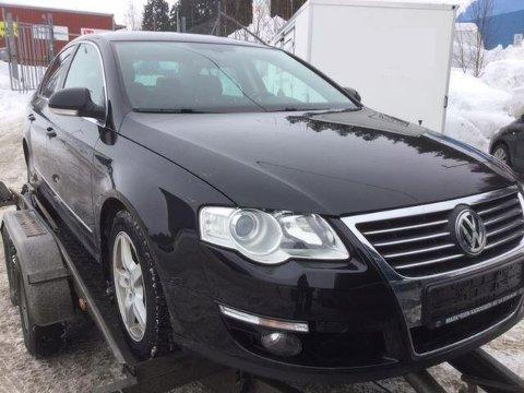 FLUKTBIL: Det var denne bilen som ble tatt fra området til Røsnæs og brukt som fluktbil.