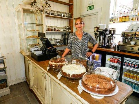 Pollys tearoom