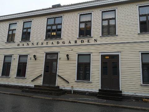 ÅPNER SNART: Daglig leder Dag Gulbrandsen lover at åpningen av Hannestadgården er nært forestående.