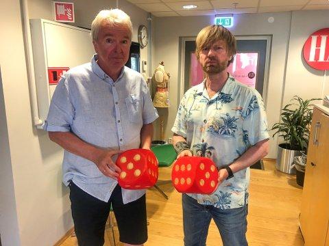 Sportsprat får besøk av Håkon Ohlgren og Tom Minge Nilsen.
