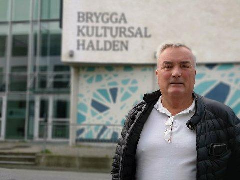 STOPPES AV KORONA: Per Egil Evensen og resten av Eldrerådet har bestemt seg for å avlyse årets Eldredagen.