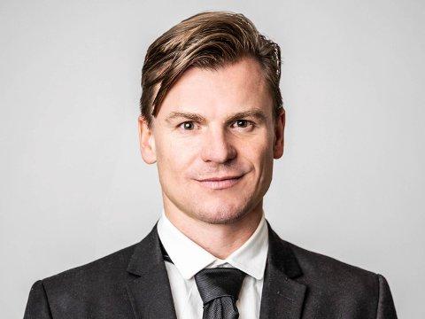 ADVOKAT: Marius Otterstad har begynt å jobbe som advokatfullmektig i Oslo.