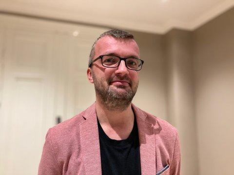 NY: Nyansatt leder for NAV Halden, Jon-Harald Thorsås, håper politikerne vil bidra til å løfte nye forslag om hva som kan gjøres i NAV.