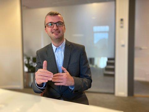 ARBEIDSMARKEDET: Leder for NAV Halden, Jon-Harald Thorsås, mener budsjettet for Halden kommune i 2021 viser en kommuneøkonomi som er på bristepunktet. Han ber haldenserne strekke seg lenger for å komme seg inn på arbeidsmarkedet.