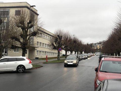 Testsenteret ved Os og Svinesund kommer til å ha åpent i jula.