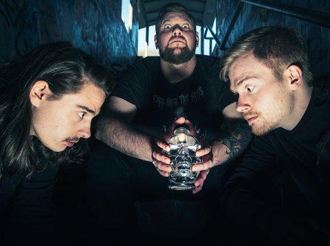 NOMINERT: Trondheim-bandet Bokassa, med haldenser Olav Dowkes som trommeslager, er nominert til Spellemannprisen Årets Gjennombrudd og Gramostipend.