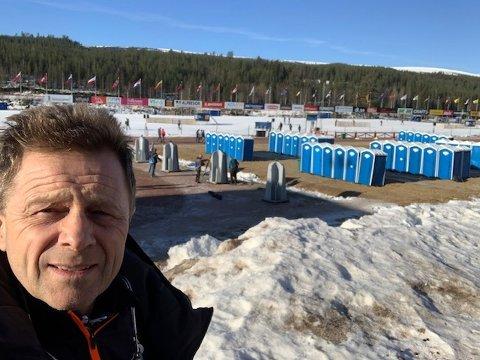 SPENT: Martin Glomsrød er forberedt på at hans 25.start i Vasaloppet vil bli av det krevende slaget ettersom det meldes utfordrende værforhold.