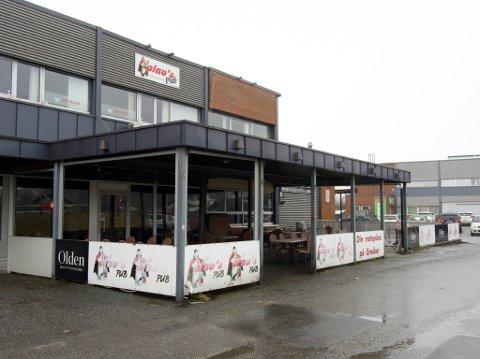 BRØT LOVEN: Olavs Pub har fått tildelt to prikker for brudd på alkoholloven.