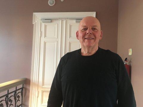 Gruppeleder i Pensjonistpartiet, Per Kristian Dahl, jobber aktivt for at kommunen skal være en støttespiller i arbeidet med utbygging av Tistedalshallen.