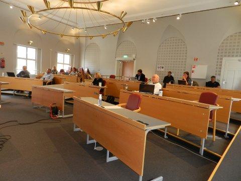 BLE ENIGE: Medlemmene i hovedutvalget ble til slutt enige om å støtte Fremskrittspartiets Henrik Rød.