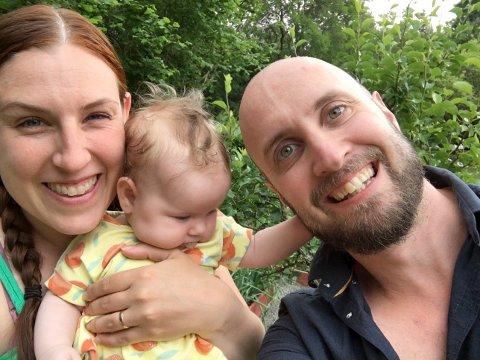 Susanna, Ronja og Knut har hatt noen tøffe uker. Heldigvis går det nå bedre med den lille familien.