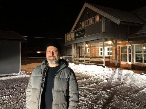 KLAR FOR FORTSETTELSEN: Frank Skovrand i Barnehagenett gleder seg til å drifte Spretten Barnehage.