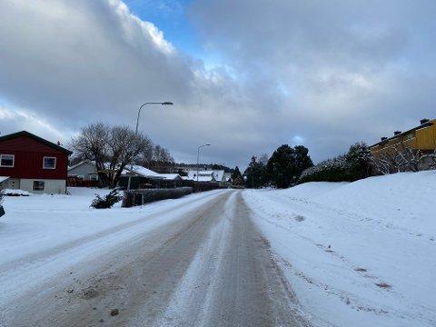 Rødsveien og omkringliggende veier er områder som skal utredes for kvikklere.