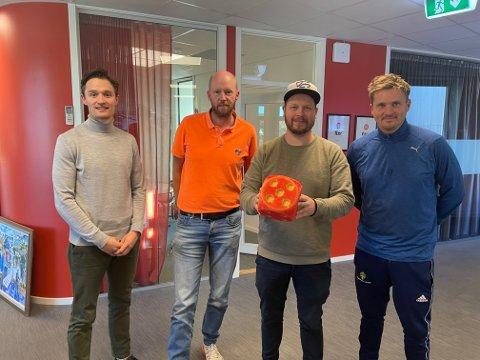 Fredrik Glader er gjest i Sportsprat.
