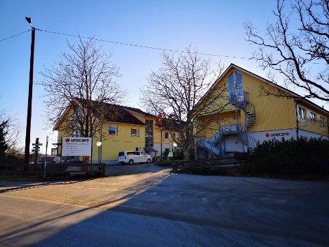 Rehabiliteringssenteret på Bakke er en del av Unicare-konsernet som har økonomiske utfordringer.
