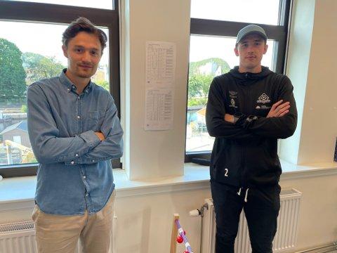 Jakob Madsen Lund er gjest i Sportsprat.