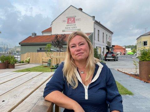 Eva Anita Denis er prosjektleder for årets sommerskole. Det er et tilbud i regi av Halden kommune der barn og unge skal få gode opplevelser.
