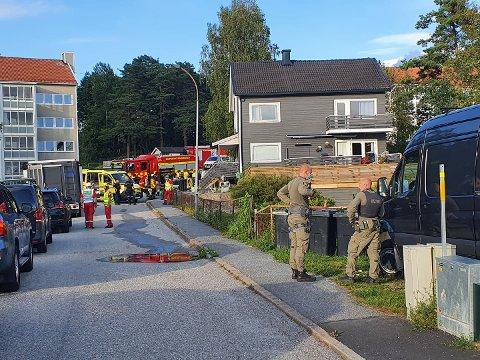 – Det er ikke noe nytt per nå, og etterforskningen pågår på stedet, sier politiadvokat Silje Haugerstuen Bergsholm til Halden Arbeiderblad tirsdag formiddag.