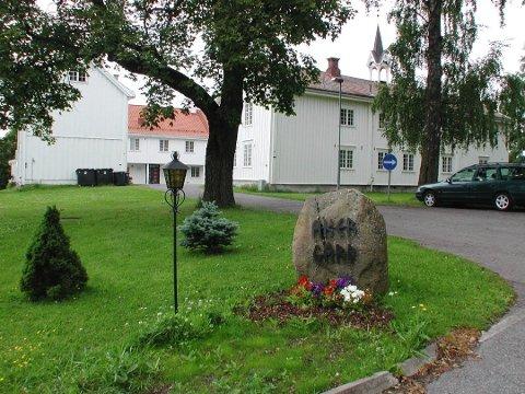 SOLGT: Åker Gård er nå solgt.