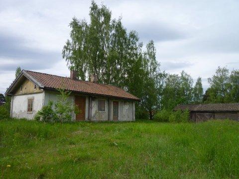 FREDET: Tvestua er fra 1700-tallet og befinner eg på Elvsholmen.