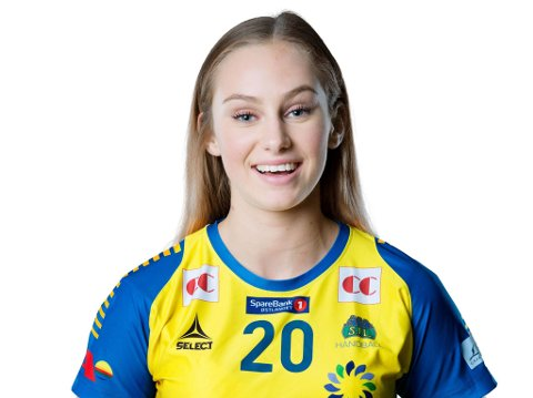 NY KONTRAKT: Mia Svele har singnert ny kontrakt med Storhamar Håndball.