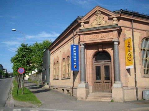MEST STØTTE: Kunstbanken Hedmark Kusntsenter får 331.000 kroner til oppgradering.