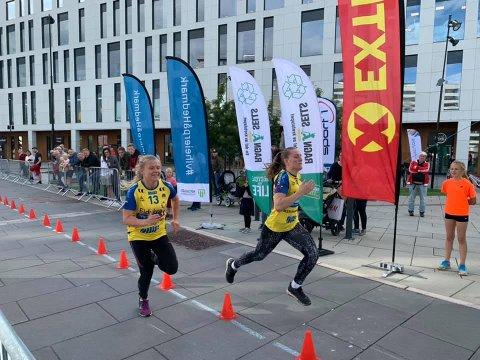 VARMET OPP: I hele juni har man varmet opp til friidretts-VM med arrangementer i Hamar.