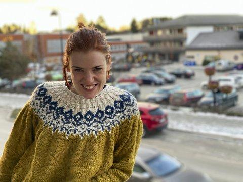 KLAR: Karoline Amb vil samle sammen prosjektkor i både Hamar og Ringsaker. Nå inviterer hun interesserte til å ta kontakt.