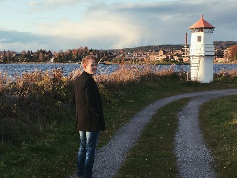 OMKOM: Per Andreas Steiro Frøiland fra Stavanger omkom i kajakkulykken på Mjøsa.