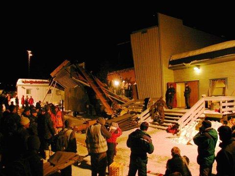 OMKOM: Tre mennesker omkom i ulykken som skjedde for 20 år siden.