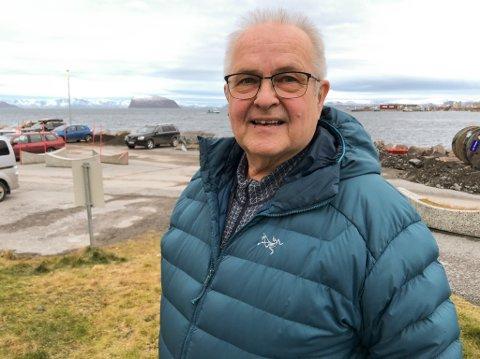 LEDER: Bjørnar Leonardsen (68) fikk påvist diabetes 2 for 20 år siden. I dag er han leder for Diabetesforbundet, avdeling Hammerfest og omegn. Foto: Trond Ivar Lunga