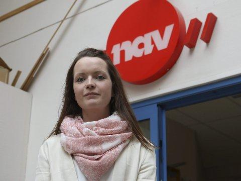 PROSJEKTLEDER: Ingvild Sæbø Nilsen i Nav leder prosjektet Tidlig ute som skal komme tettere på og tidligere inn i de tilfellene hvor unge får problemer i livene sine.