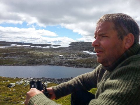 Tor Helge Haara Tjemsland, formann Røldal fjellstyre
