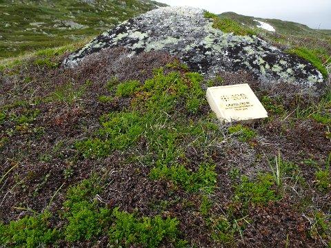 Ser du kor denne ligg?: Leiar i Ullensvang fjellstyre opplyser at boksen ligg ved eit av vatna i statsallmenningen.