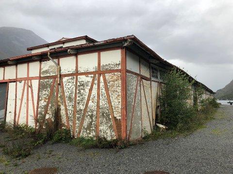 Dicylageret: Nå legges det snart ut for salg, opplyser rådmannen i Ullensvang kommune. Foto: Ernst Olsen