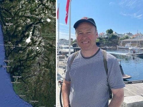 Olav Rabbe og Røldal grunneigarlag meiner det er eit ran av lokalsamfunnet og fellesskapet sine verdiar at det ikkje vert ny konsesjon av Røldal-Suldal kraft.