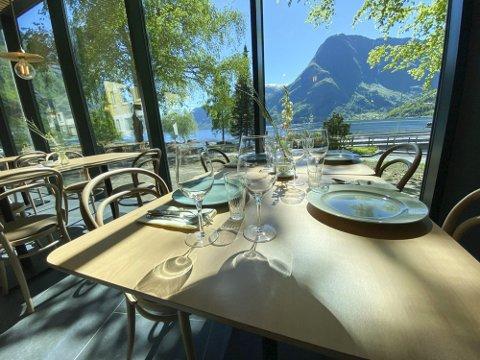 Illustrasjonsbilde: Restauranten på Trolltunga Hotel. Arkivfoto: Eivind Dahle Sjåstad