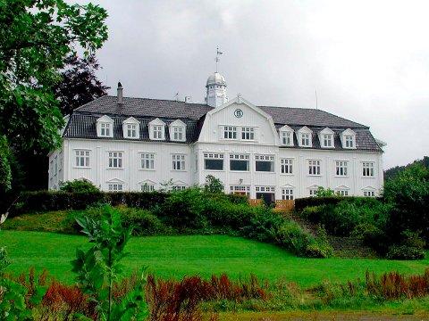 GODT BELEGG: Juli har vært en god måned for Sauda Fjordhotell.