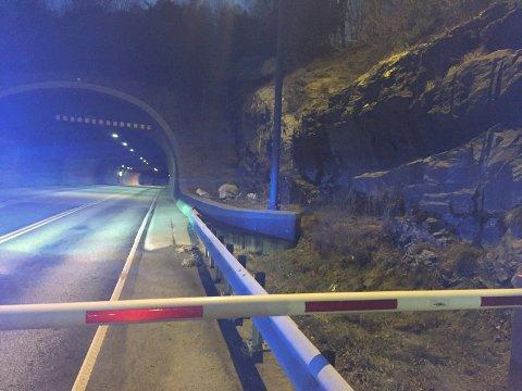 Bømlafjordtunnelen oppgraderes.