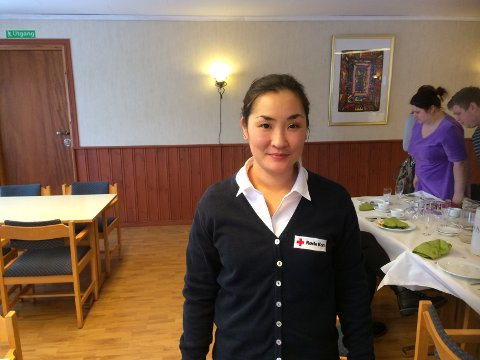 Junn Bjartung skal jobbe som flyktningguidekoordinator på Karmøy og i Haugesund.