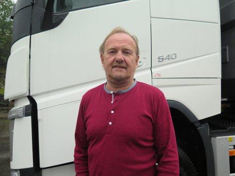 Reidar Retterholt, regionsjef for Agder og Rogaland i NLF.