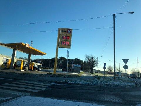 LAVE PRISER: Black week for drivstoffprisene?