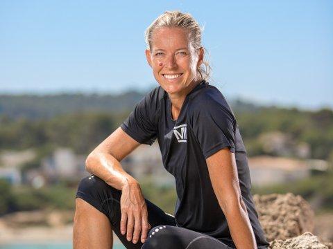 MESTER: Tidligere friidrettsutøver Hanne Haugland er med i den tiende sesongen av «Mesternes mester» på NRK.