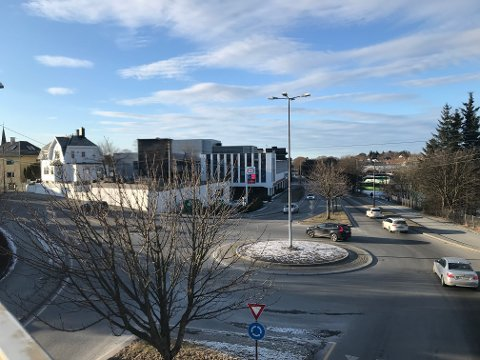 HAUGESUND: Normal vinter i vente.