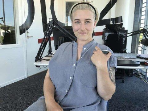 LÅT: Kine Nesheim er ute med ny singel.
