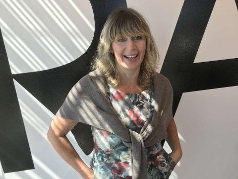 BLIR REDAKTØR: Karen Hesseberg tar over redaktøransvaret i TV Haugaland etter at nye eiere har kjøpt ut Haugaland Media AS.