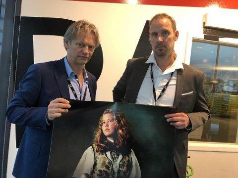 Bjørn Eivind Aarskog og Bjørn Olav Jahr